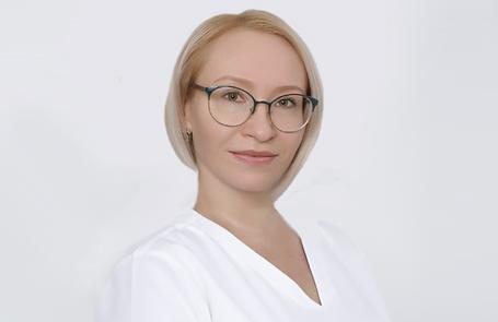 НИКОЛАЕВА Ольга Сергеева