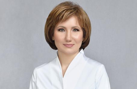 СЕДЫХ-ЖЕЛТОВСКАЯ Ольга Леонидовна