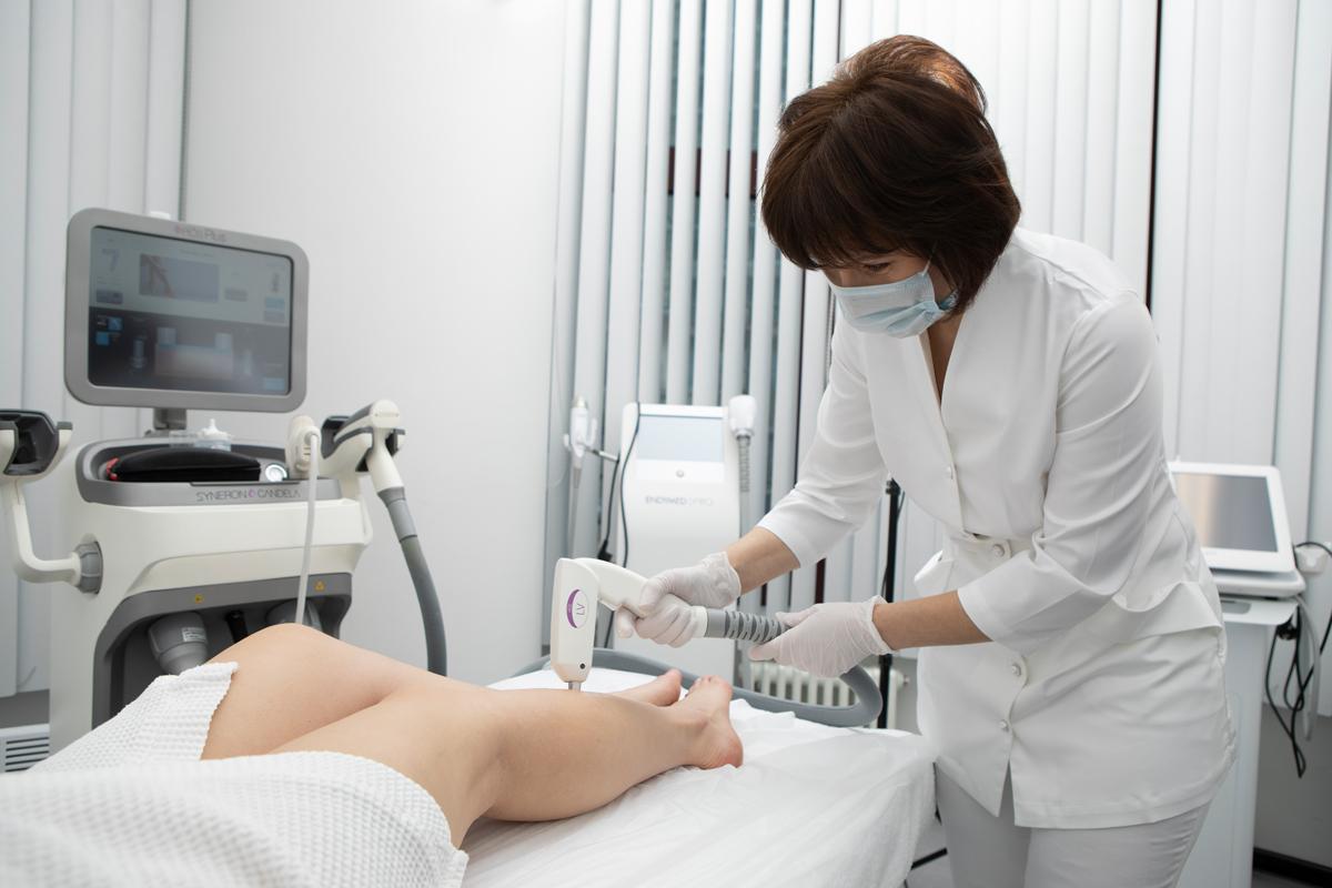 Лечение купероза и сосудистых патологий